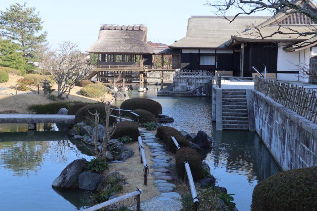 「小堀遠州」の日本庭園