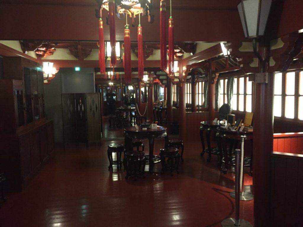 上海の茶館