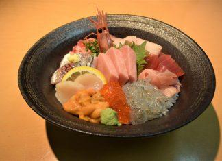 極み大とろ海鮮丼