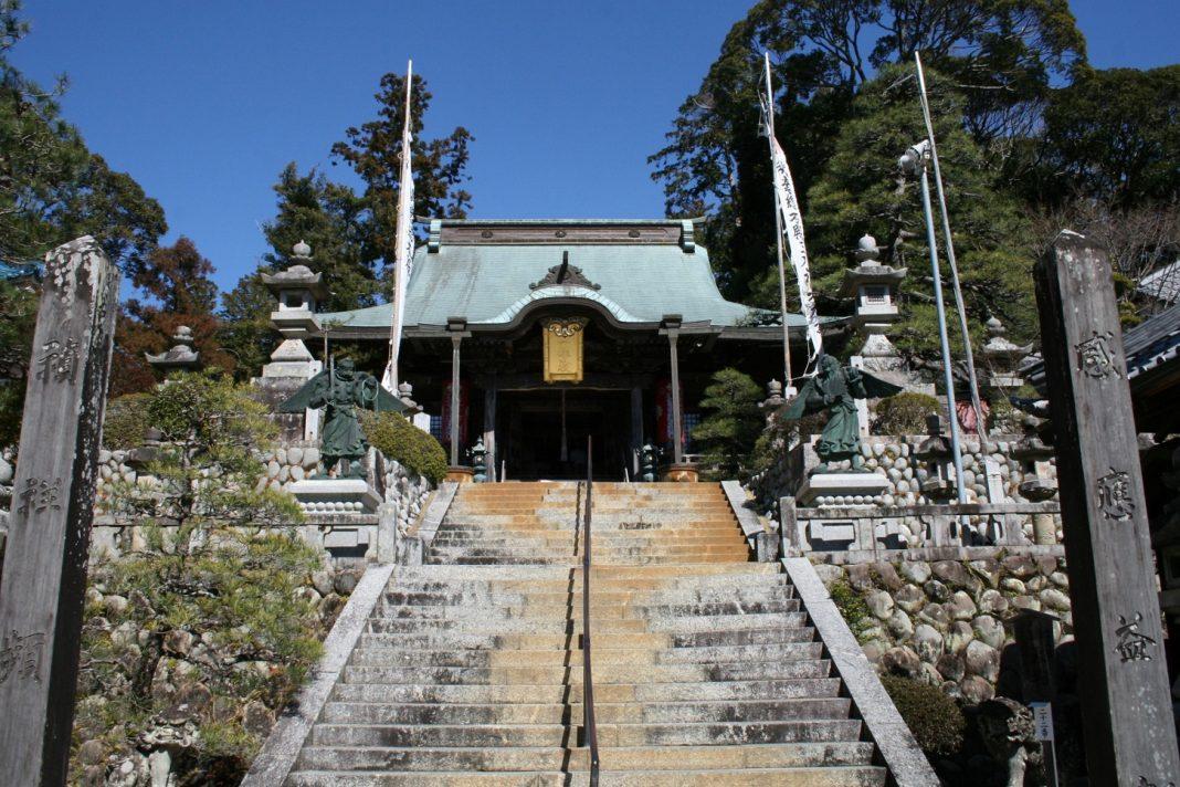 秋葉山秋葉寺
