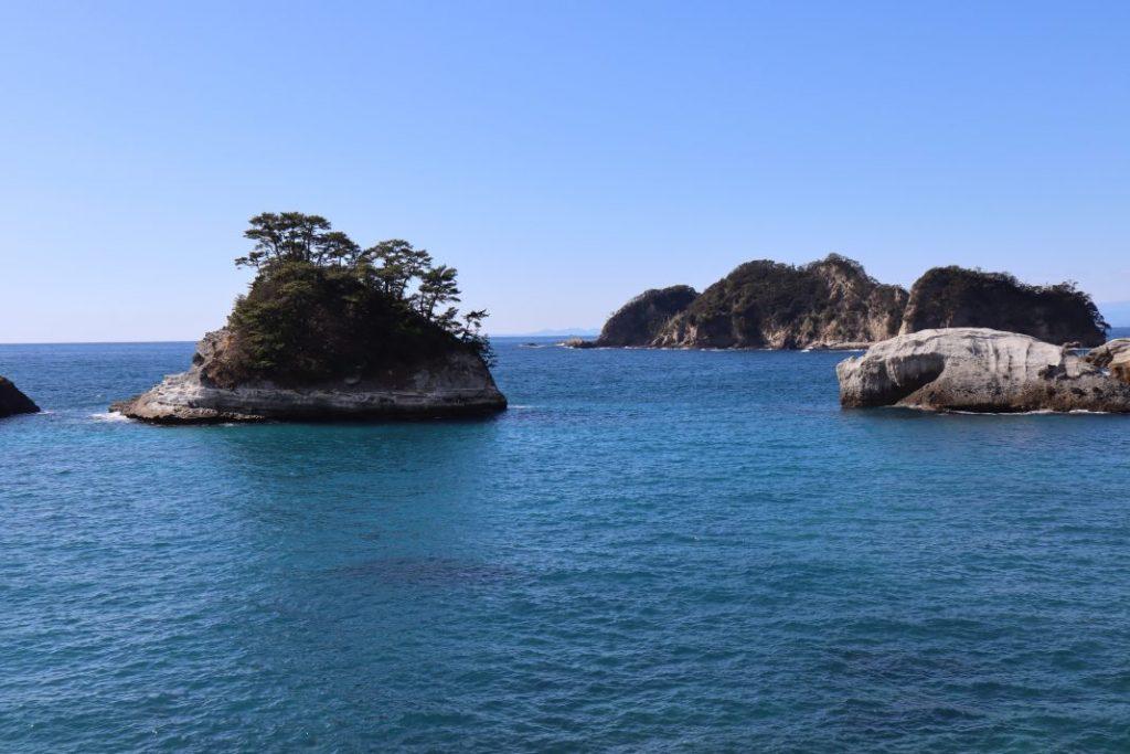 堂ヶ島絶景