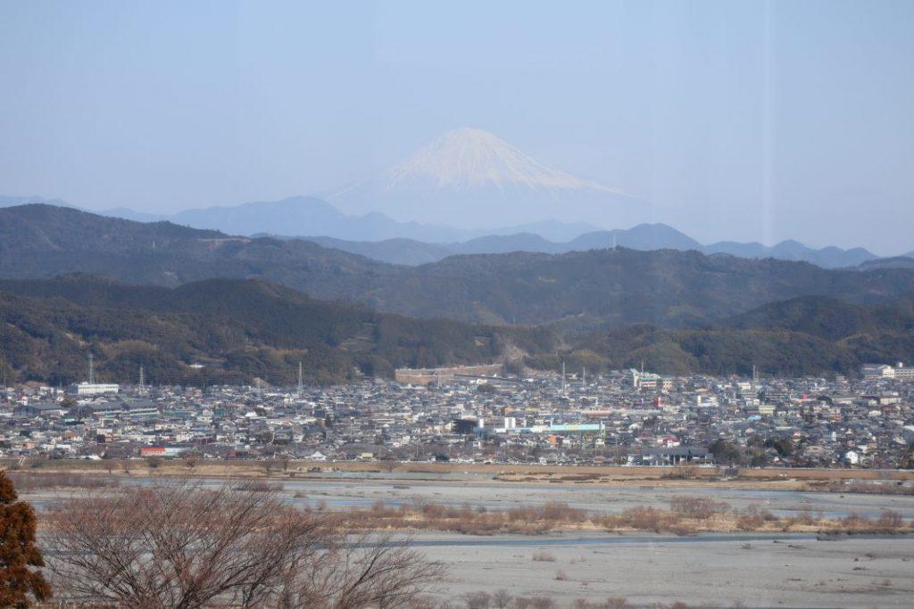 3階富士山展望ホール