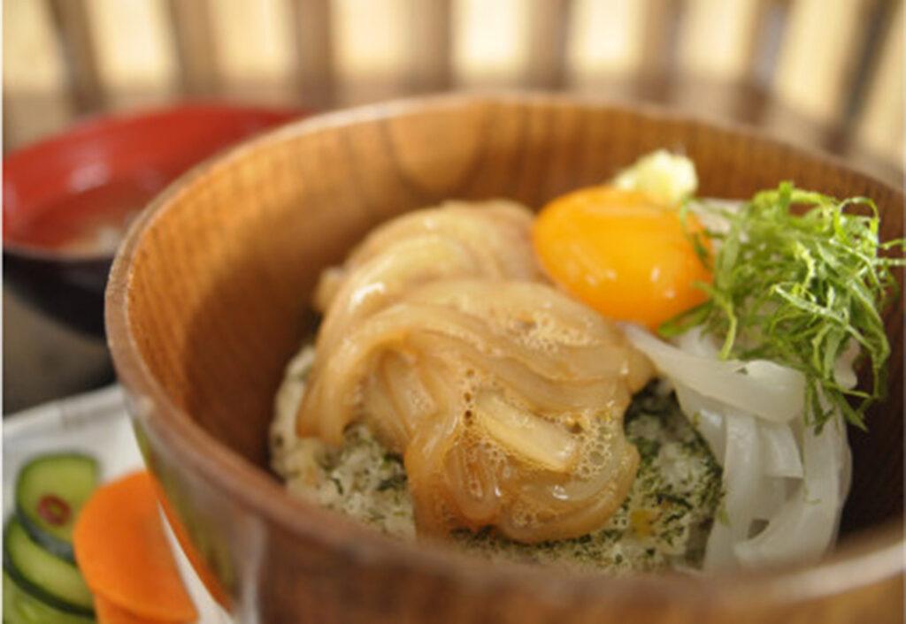 おきあがり食堂(イカ様丼)