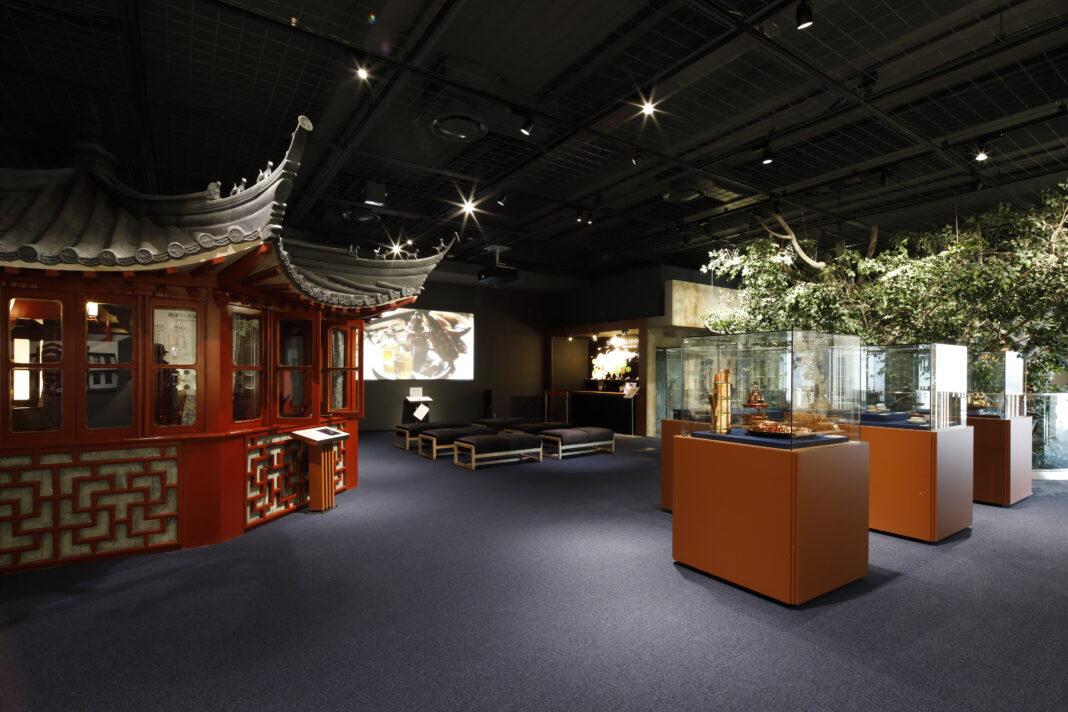 ハローナビしずおか ふじのくに茶の都ミュージアム紹介ページ