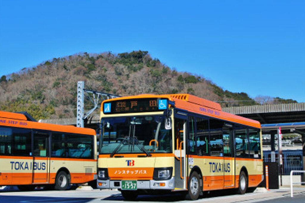 修善寺駅東海バス