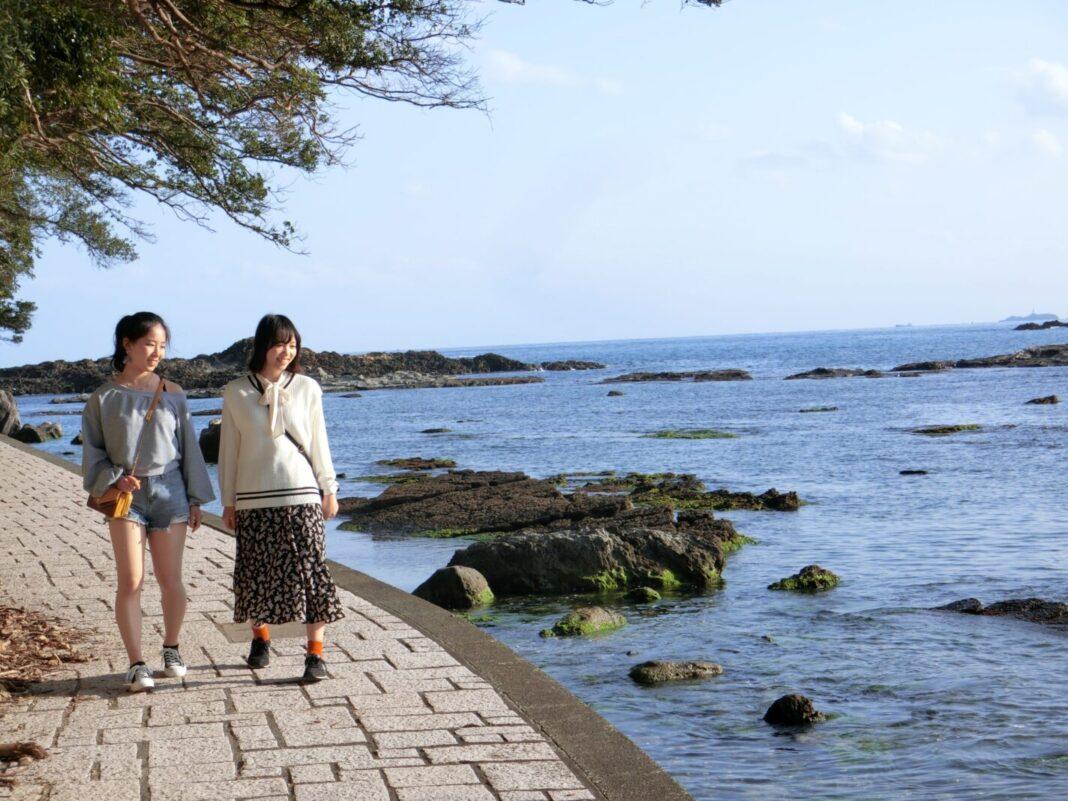 和歌の浦遊歩道