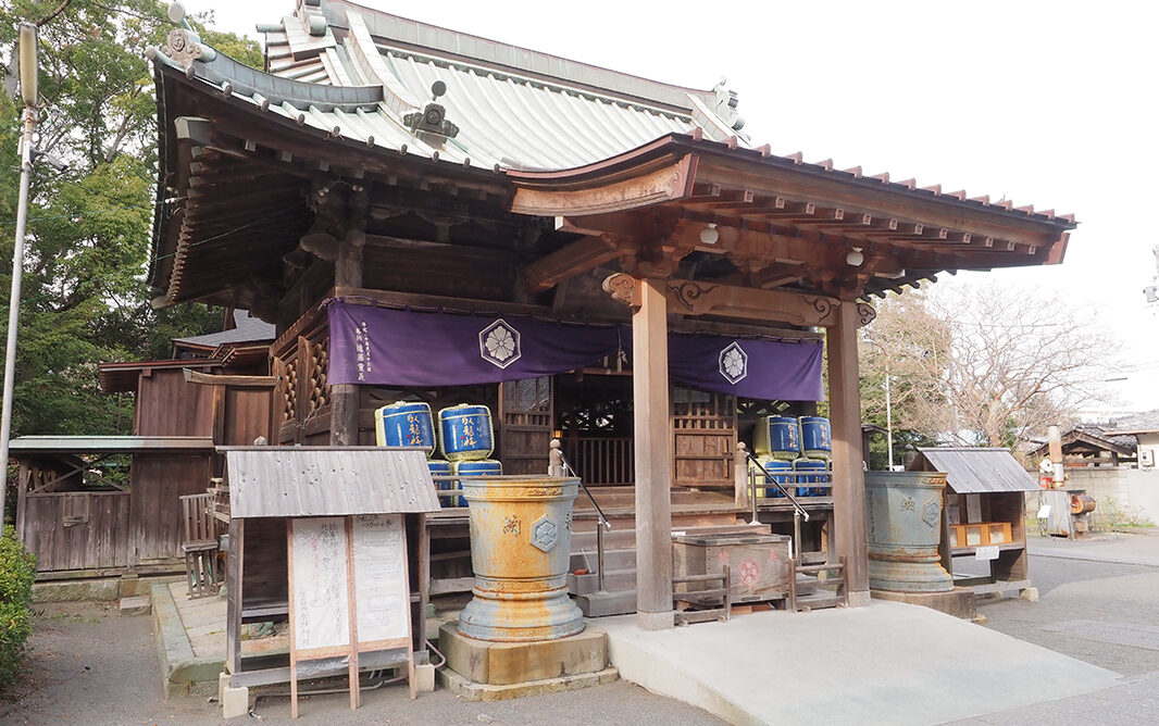 三保_御穂神社